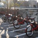 コミュニティサイクル駐輪場