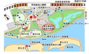 地図_水族園