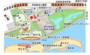 地図_釣り