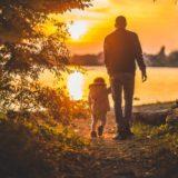 父親と子ども