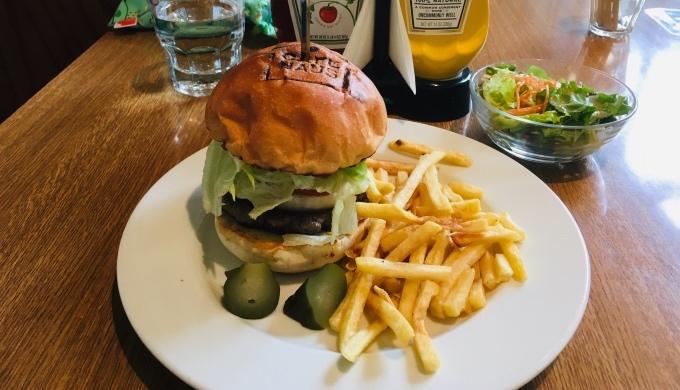 haus_ハンバーガー