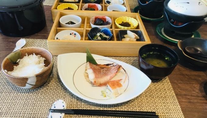 ルアーナ館山_朝食