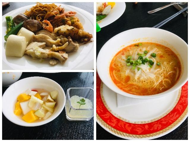 シンガポールリパブリック_料理