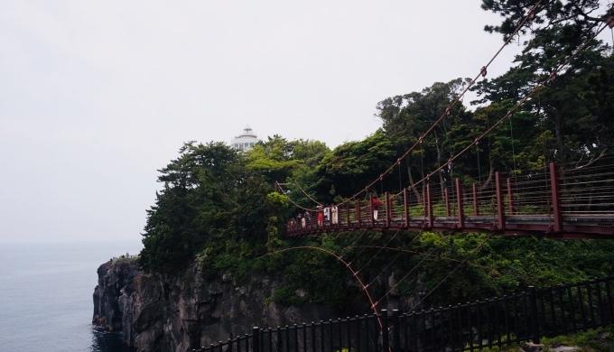 城ヶ崎海岸_吊り橋