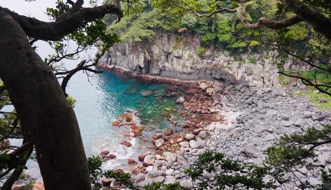 城ヶ崎海岸_景色