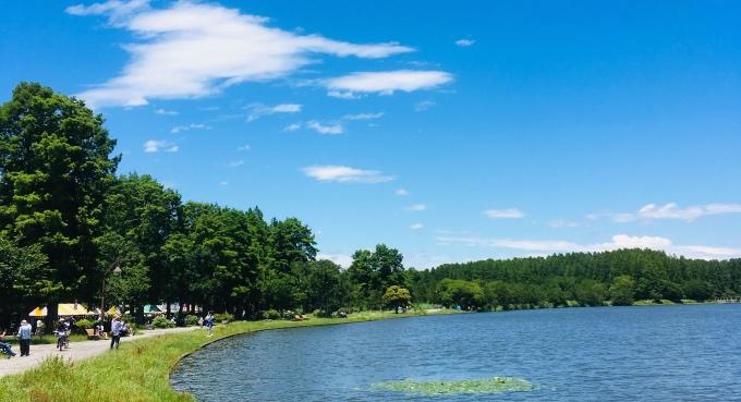 水元公園_釣り場
