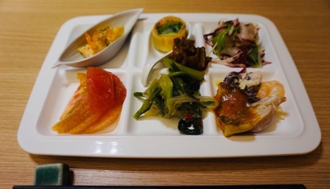 食彩tsubaki_ビュッフェ