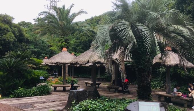 ズーラシア_アマゾンの密林