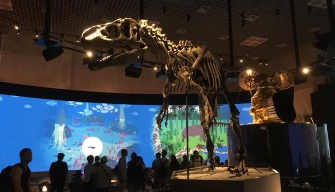 国立科学博物館_恐竜