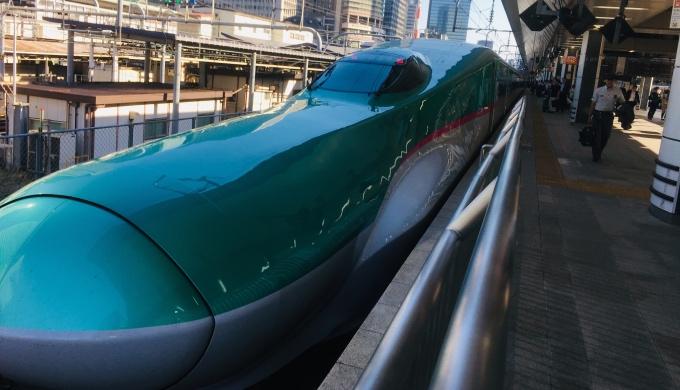東京駅_はやぶさ