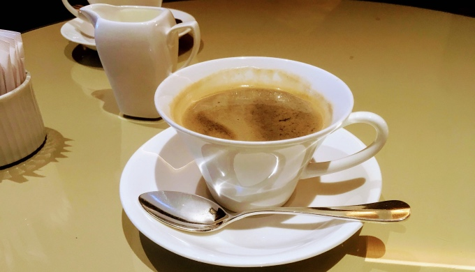 グリロジーバー&グリル_コーヒー