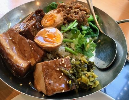 台湾担仔麺_魯肉飯